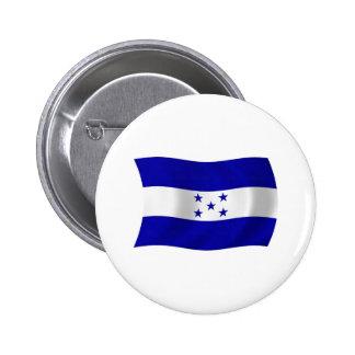Botón de la bandera de Honduras Pins