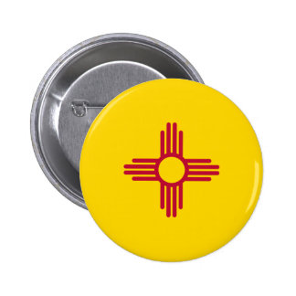Botón de la bandera de New México