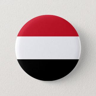 Botón de la bandera de Yemen