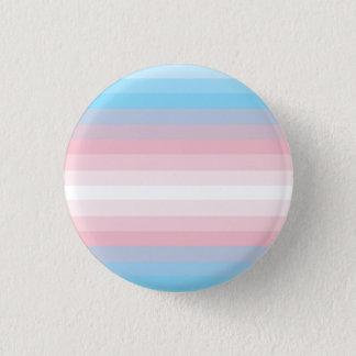Botón de la bandera del orgullo del transporte de