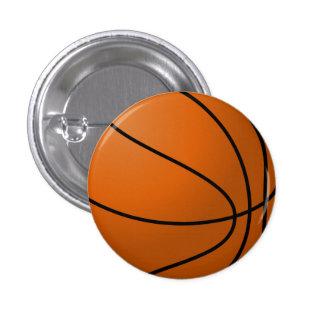 Botón de la bola de la cesta