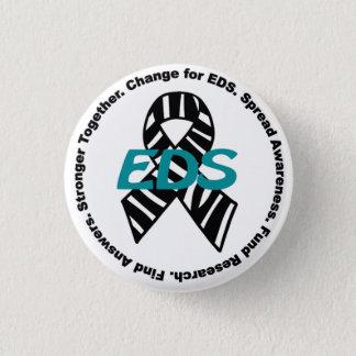 Botón de la causa del #ChangeForEDS del síndrome