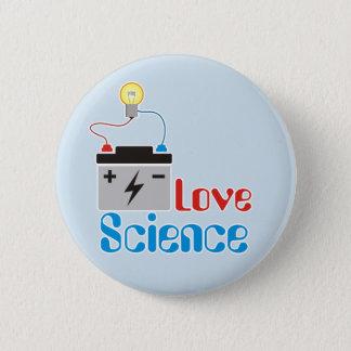 Botón de la ciencia del amor