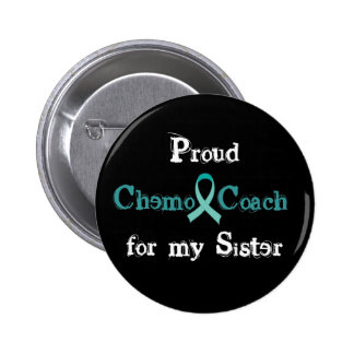 Botón de la hermana del coche de Chemo