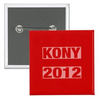 Botón de la igualdad de Kony