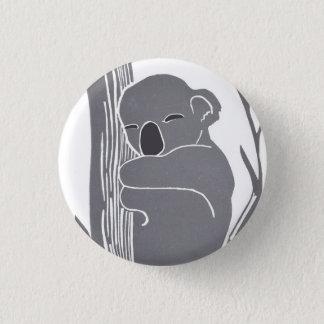 Botón de la koala el dormir