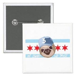Botón de la pereza de LGOD Chicago
