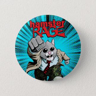 Botón de la rabia del hámster