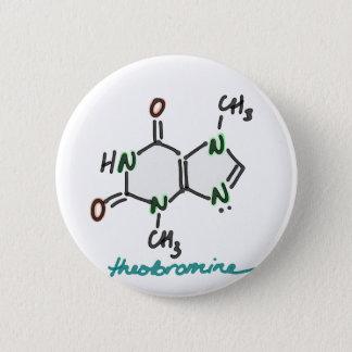 Botón de la tebromina (alcaloide del chocolate) -