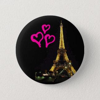 Botón de la torre Eiffel