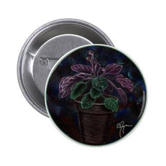 Botón de la violeta africana