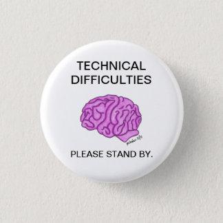 "Botón de las ""dificultades técnicas"""
