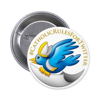 Botón de los #CatholicRules Pins