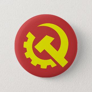 Botón de los E.E.U.U. del Partido Comunista