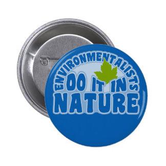 Botón de los ecologistas