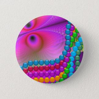Botón de los fractales del carnaval