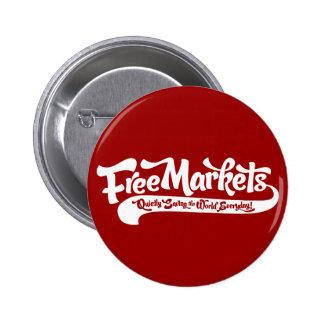 Botón de los mercados libres