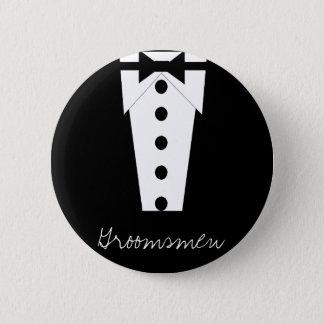 Botón de los padrinos de boda