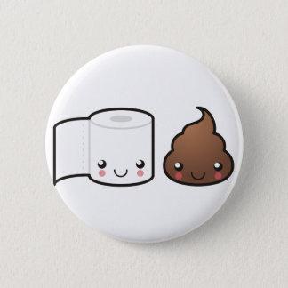 Botón de los pares del baño