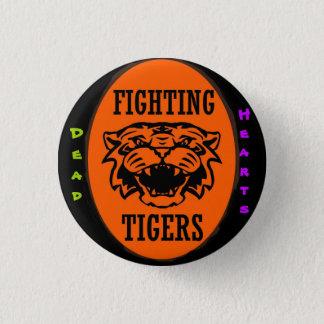 Botón de los tigres que lucha - novelas muertas de