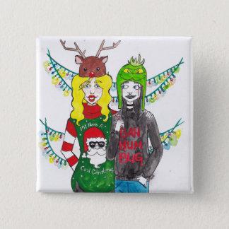 Botón de Navidad de BFF