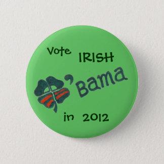 Botón de O'bama en 2012