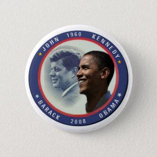 Botón de Obama JFK