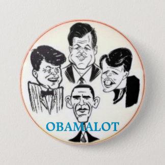 Botón de Obamalot 3-Inch