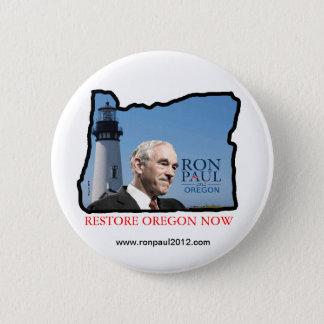 Botón de Oregon Ron Paul