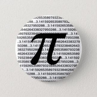 Botón de Pinback del friki de la matemáticas del