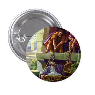 botón de predicación de Paul Chapa Redonda 2,5 Cm