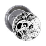 Botón de Punkskull Pin