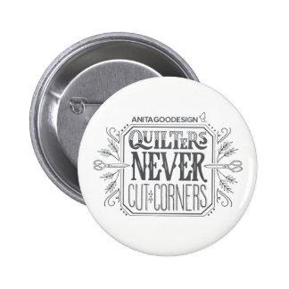 Botón de Quilters