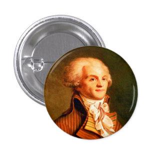 Botón de Robespierre Pin