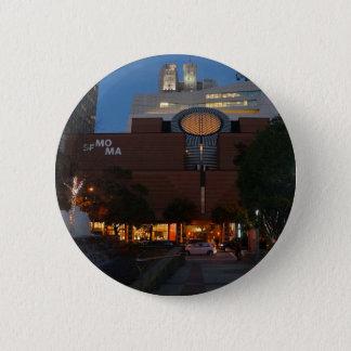 Botón de San Francisco MOMA Pinback