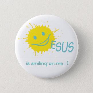 Botón de Sonburst Jesús