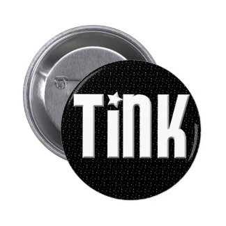 Botón de Tink - estrellas del negro