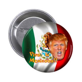 Botón de Viva México del triunfo de Anti-Donald