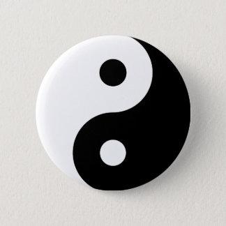 Botón de Yin Yang