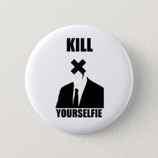 Botón de Yourselfie de la matanza