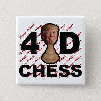 botón del ajedrez 4D