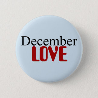 Botón del amor de diciembre