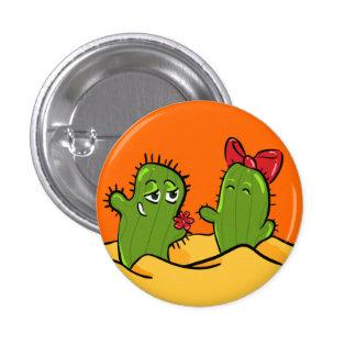 botón del amor de la flor del cactus