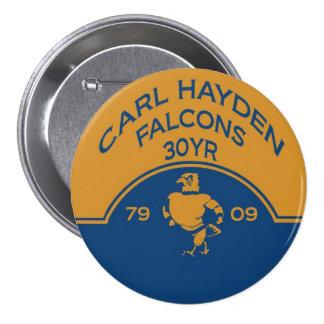 Botón del año de Carl Hayden