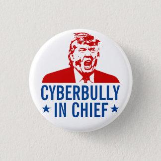"Botón del Anti-Triunfo: ""CYBERBULLY EN JEFE """