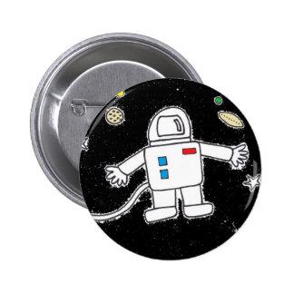 "Botón del ""astronauta"""