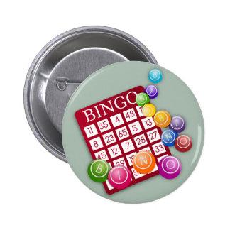 Botón del BINGO