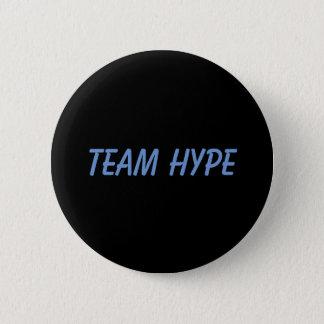 Botón del bombo del equipo