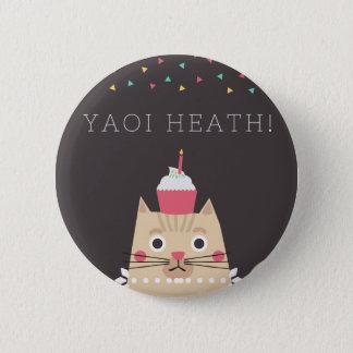 Botón del brezo de Yaoi