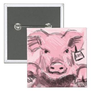 Botón del cerdo